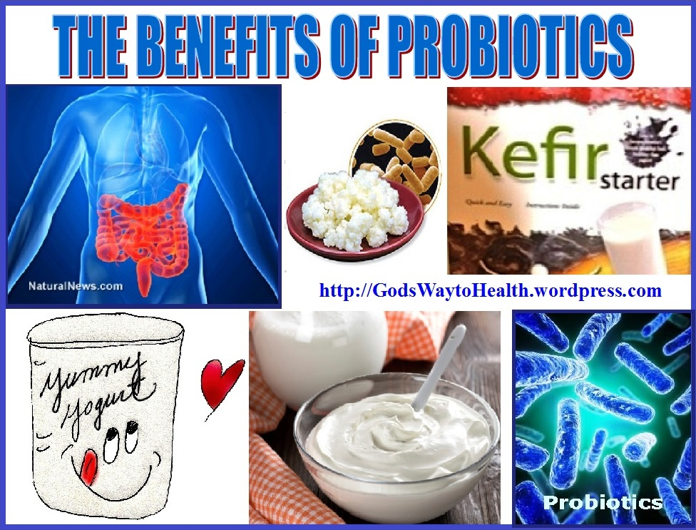 Probiotics yor health benefits
