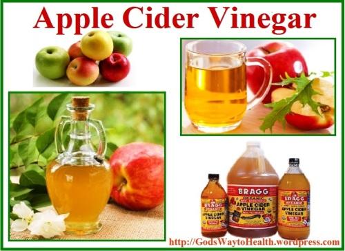 Apple cider vinegar cl
