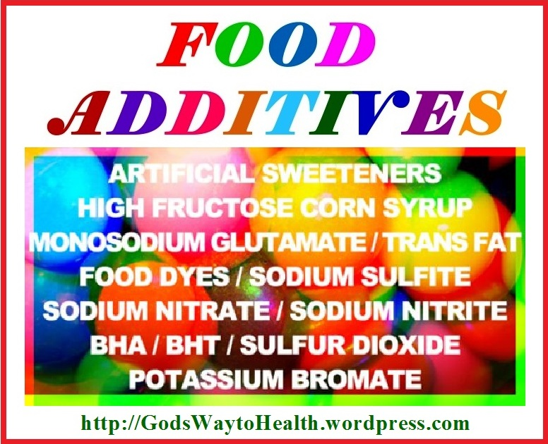 1 Additives GWTH