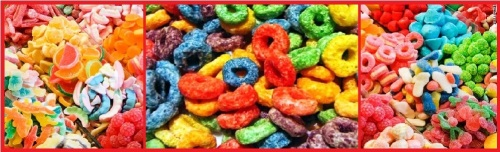 6 food dyes