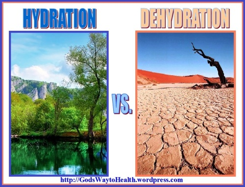 Hydration vs. Dehydration GWTH