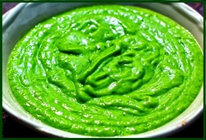Creant Cucumber Avocdo soup