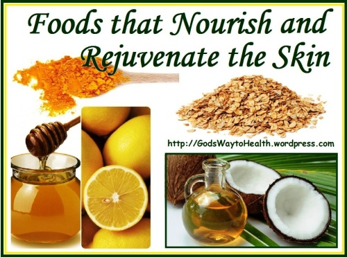 FOOD THAT REJUVENATE THE SKIN GWTH