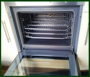 12 clean oven