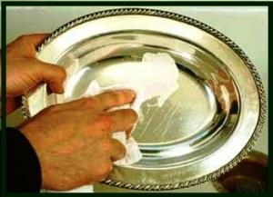 13 polishing silver