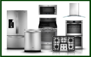 31 Kitchen appliances