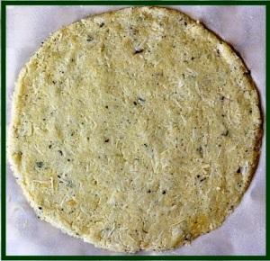 unbaked crust