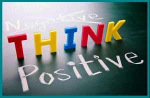 6 think positive